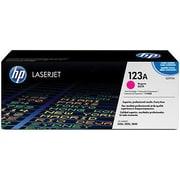HP 123A Magenta Toner Cartridge (Q3973A)