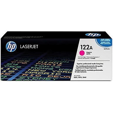 hp 122a magenta toner cartridge q3963a high yield - Hp Color Laserjet 2840