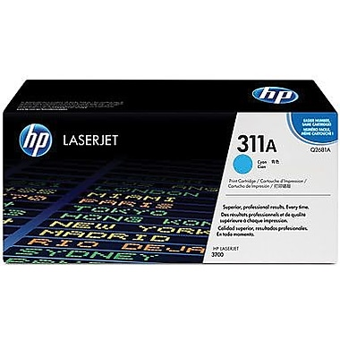 HP 311A Cyan Toner Cartridge (Q2681A)