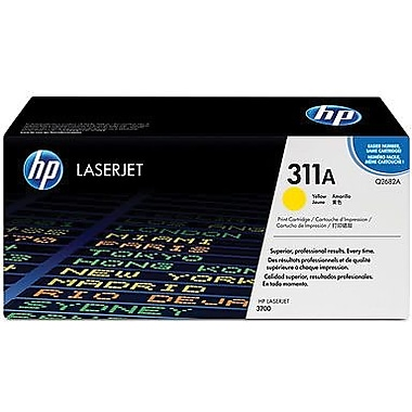 HP 311A Yellow Toner Cartridge (Q2682A)