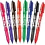 Pilot® FriXion® Eraseable Gel-Ink Pens, Fine Point, Assorted,