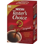 Nescafé® Taster's Choice® Soluble Coffee, Original, .07 oz., 80 Packets