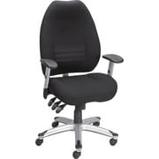 Staples Multi-Function Task Chair, Black