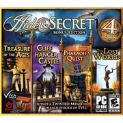 Hide and Secret Bonus Edition (4-Pack) [Boxed]
