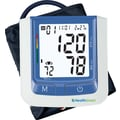 HealthSmart™ Select Automatic Arm Digital Blood Pressure Monitor, Standard Cuff with AC Adapter