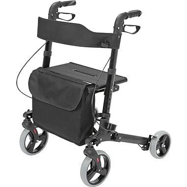 HealthSmart™ Gateway Rollator, Black