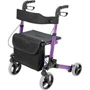HealthSmart™ Gateway Rollator, Purple