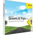 Microsoft® Streets & Trips 2013 (1-User) [Boxed]