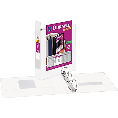 2in. Avery® Durable View Binders with Slant-D™ Rings