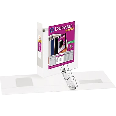 3in. Avery® Durable View Binders with Slant-D™ Rings