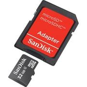 SanDisk® 32GB MicroSDHC Card