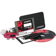 Kingston SSDNow V200 64GB 2.5 SATA III (6 Gb/s) MLC Internal Solid State Drive (SSD) w/ Upgrade Kit