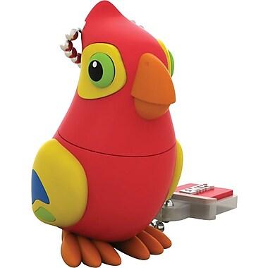 Emtec Animals 8GB USB 2.0 USB Flash Drive (Parrot)