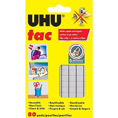 UHU® - Gomme adhésive tac, 60 g