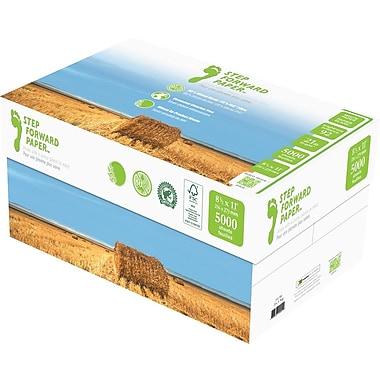 Step Forward 80% Wheat Straw FSC-Certified Copy Paper, 20 lb., 8-1/2