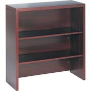 HON® Valido™ 11500 Series Bookcase Hutch, 29 1/2H x 36W x 20D, Mahogany