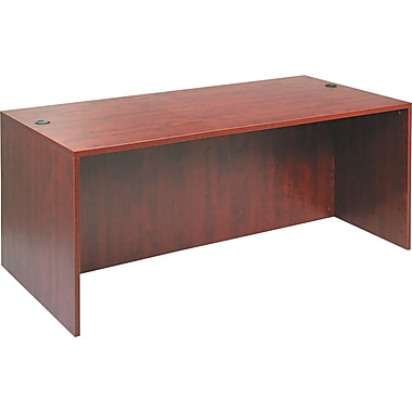 Alera™ Valencia Straight Front Desk Shell, 29 1/2