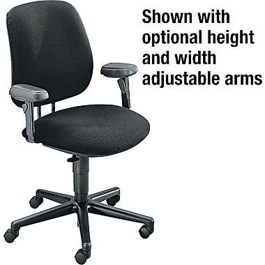 HON® 7700 Series Seating 100% Olefin, Molded Foam General Office