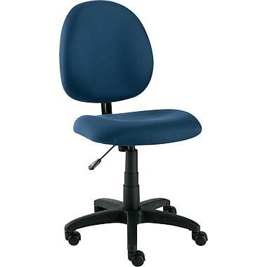 Alera™ Essentia Fabric Swivel Task Chair, Blue