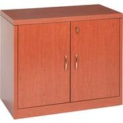 HON® Valido™ 11500 Series Storage Cabinet, 29 1/2H x 36W x 20D, Bourbon Cherry