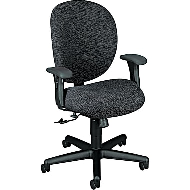 HON ® Unanimous ® 24/7 7600 Series Fabric Upholstery General Office, Iron