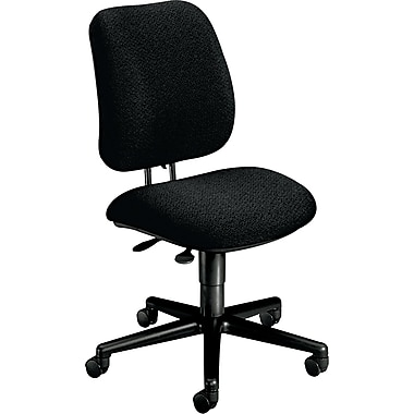 HON® 7700 Multi-Task Fabric Chair, Black