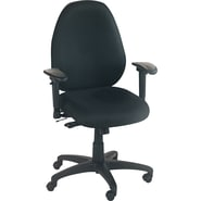 Basyx™ by HON® VL630 High Performance High-Back Fabric Task Chairs