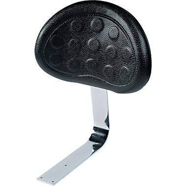 Safco ® Sit-Star Stool Optional Back, Black