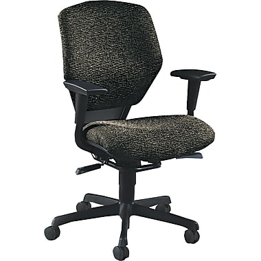 HON® 6200 Resolution® High Performance Low Back Swivel/Tilt Chair, Gray