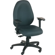 Basyx™ by HON® VL630 High Performance High-Back Fabric Task Chair, Charcoal