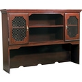 DMI™ Governors Traditional Laminate Hutch, 60in.W, Mahogany