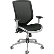 HON HMH02MST1C Task chair, Black