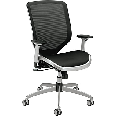 HON® Boda™ Series Mesh Manager's Chair, Black