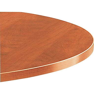 Alera™ Valencia Series 1in.H x 42in.(Dia) Round Table Top, Medium Cherry