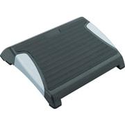 Safco® Footrests, Black/Silver