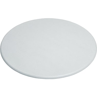 Iceberg ® Officeworks 1in.H x 48in.(Dia) Round Conference Room Tabletop, Grey Granite