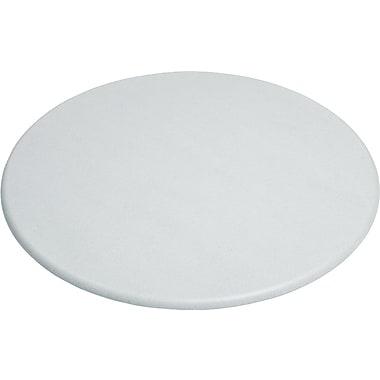 Iceberg ® Officeworks 1in.H x 48in.(Dia) Round Conference Room Tabletop, Grey Granite