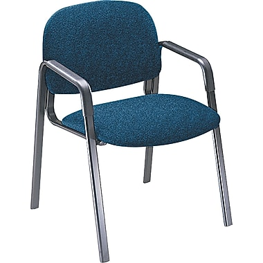 HON Solutions Seating Guest Chair, Arms, Blue