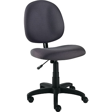 Alera Essentia Fabric Swivel Task Chair, Gray