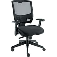 Alera Epoch Series Mesh General Office, Black