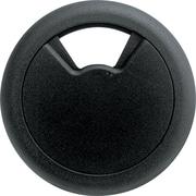 Master Caster ® Grommet, Black