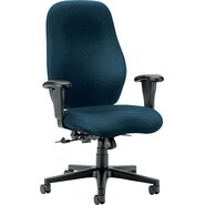 HON® 7800 High-Back Task Chair, Blue