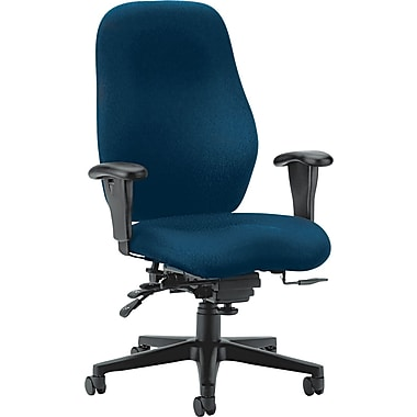 HON® 7800 High Performance High-Back Task Chair, Blue