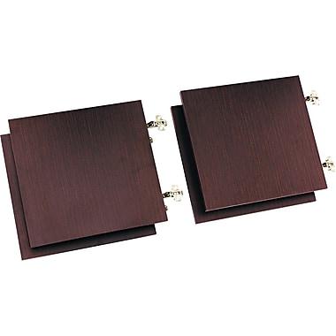 Global® Genoa™ Four Hinged Hutch Door Kit, 18 5/8in.H x 68 5/8in.W, Dark Espresso