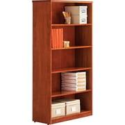 Alera™ Verona Veneer Bookcase, 66H x 35 1/2W x 14D, Cherry