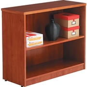 Alera™ Verona Veneer Bookcase, 29 1/2H x 35 1/2W x 14D, Cherry