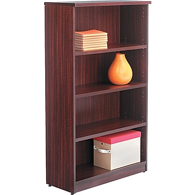 Alera™ Valencia Bookcase Storage System, 55