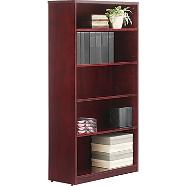 Bookcase, 66in.H x 35 1/2in.W x 14in.D