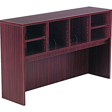 Alera™ Valencia Open Storage Hutch, 35 1/2