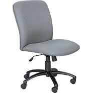 Safco ® Uber High-Back Big & Tall Fabric Chair, Gray
